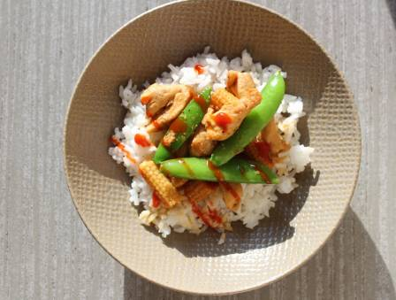 Quick and Easy Asian Stir Fry